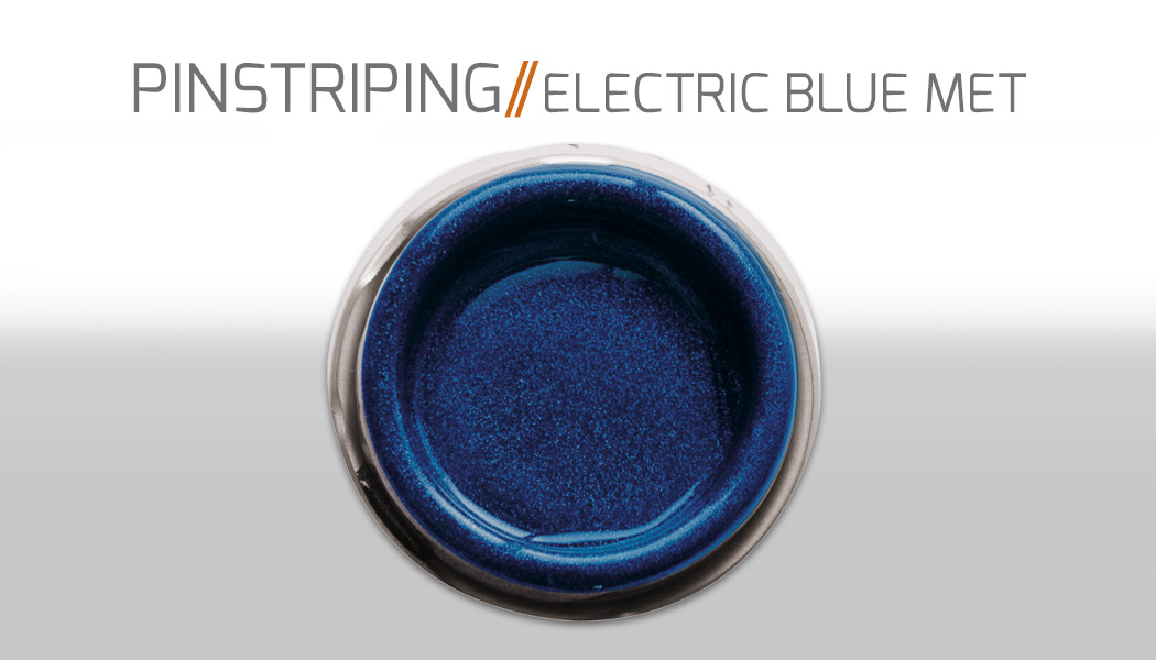 ELECTRIC BLUE MET