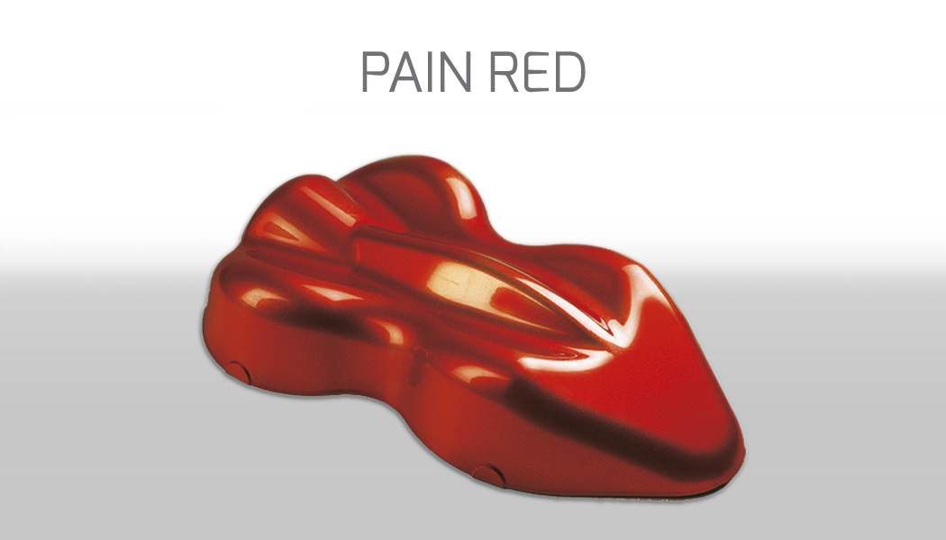 PAIN RED