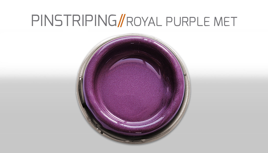 ROYAL PURPLE MET