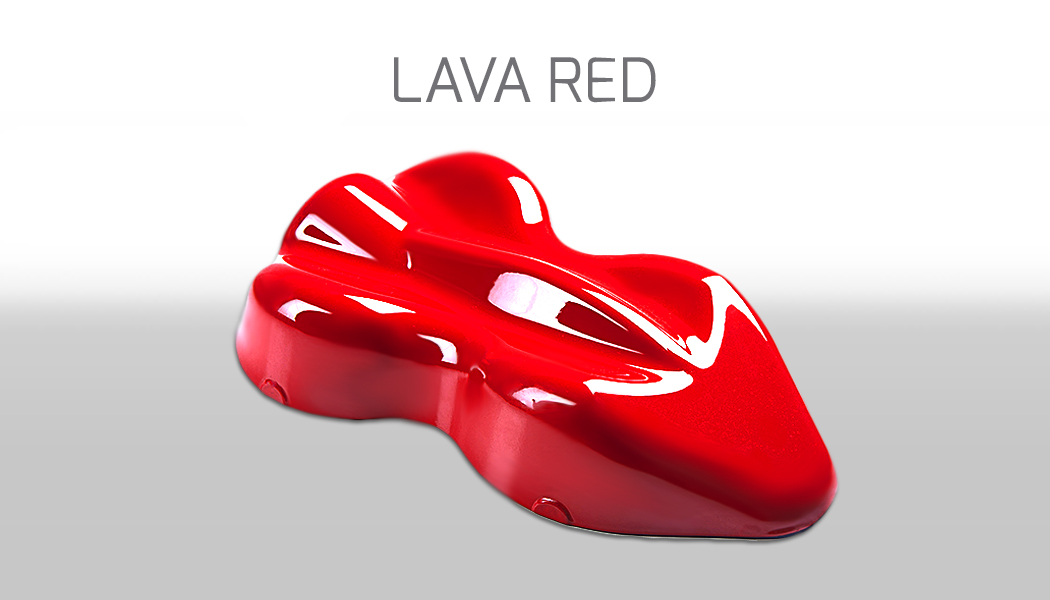 LAVA RED